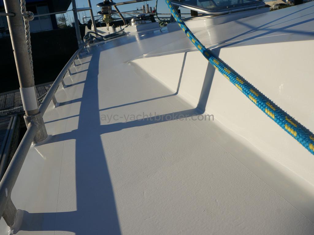 Patago 40 - Passavant bâbord