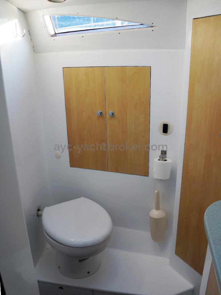 Patago 40 - Salle d'eau / WC électrique