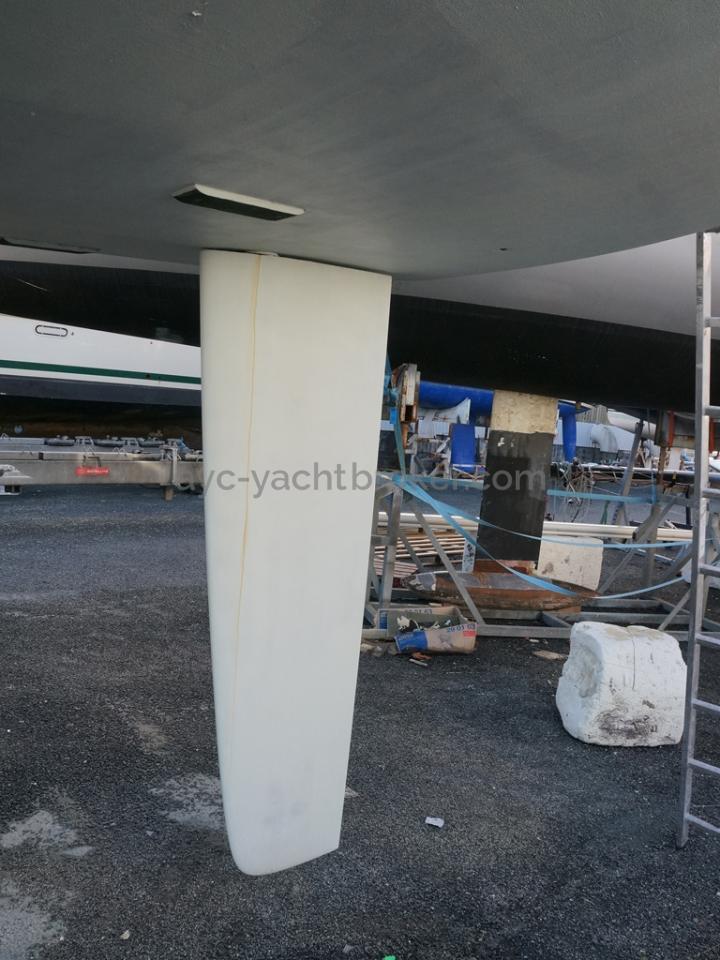 AYC Yachtbrokers - Tocade 50 - Safran