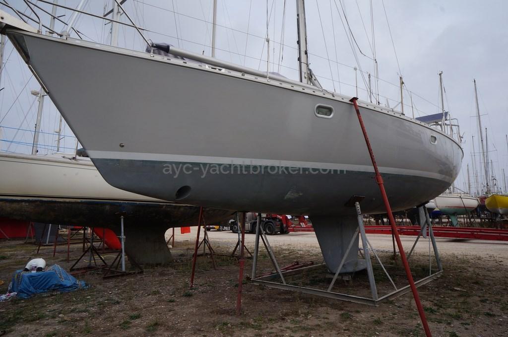 AYC - Sun Odyssey 45.1