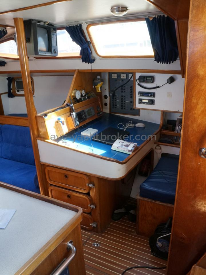 Alumarine 55 - Table à carte