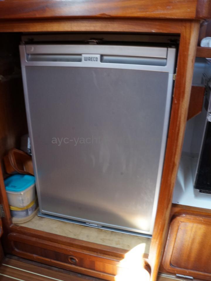 Alumarine 55 - Réfrigérateur