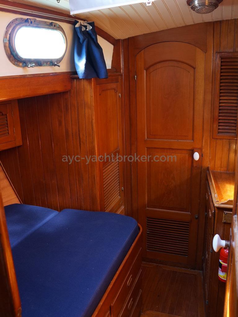Horizon 70 - Cabine avant bâbord