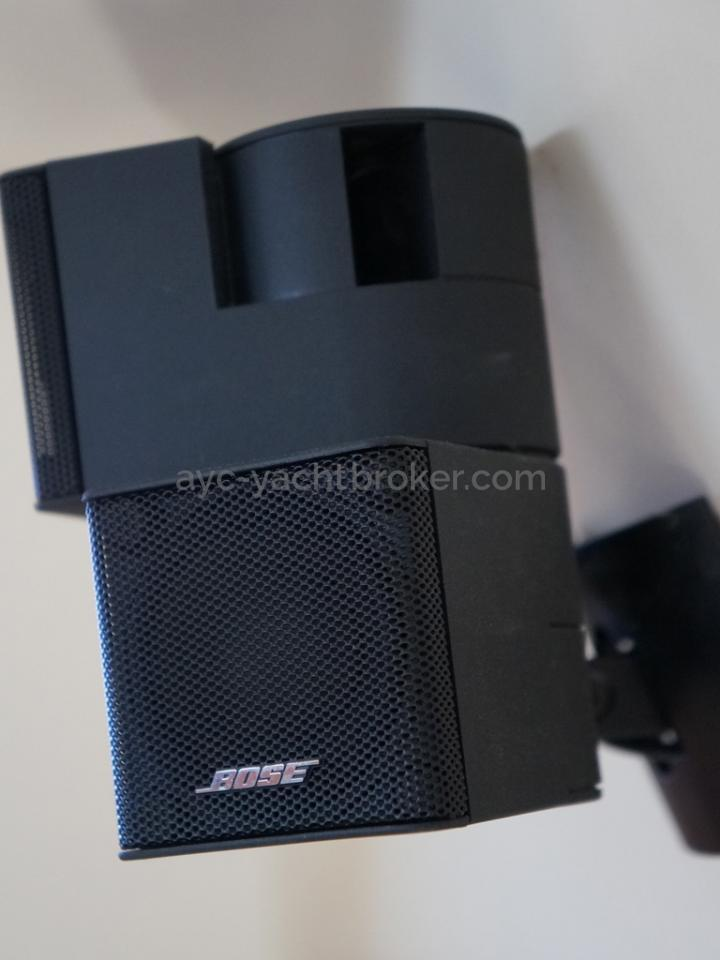 Dufour 485 Grand Large Custom - Système son Bose 5.1