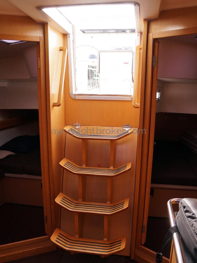 Bavaria 45 Cruiser - Descente