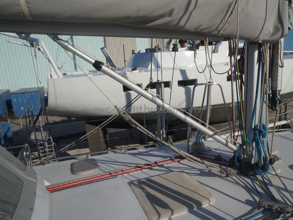 AYC - Alliage 48 CC / Pied de mât