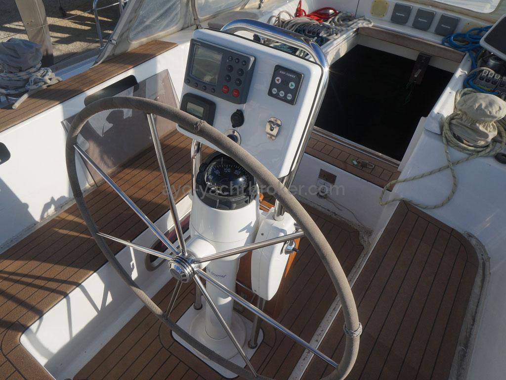 AYC - Alliage 48 CC / Cockpit