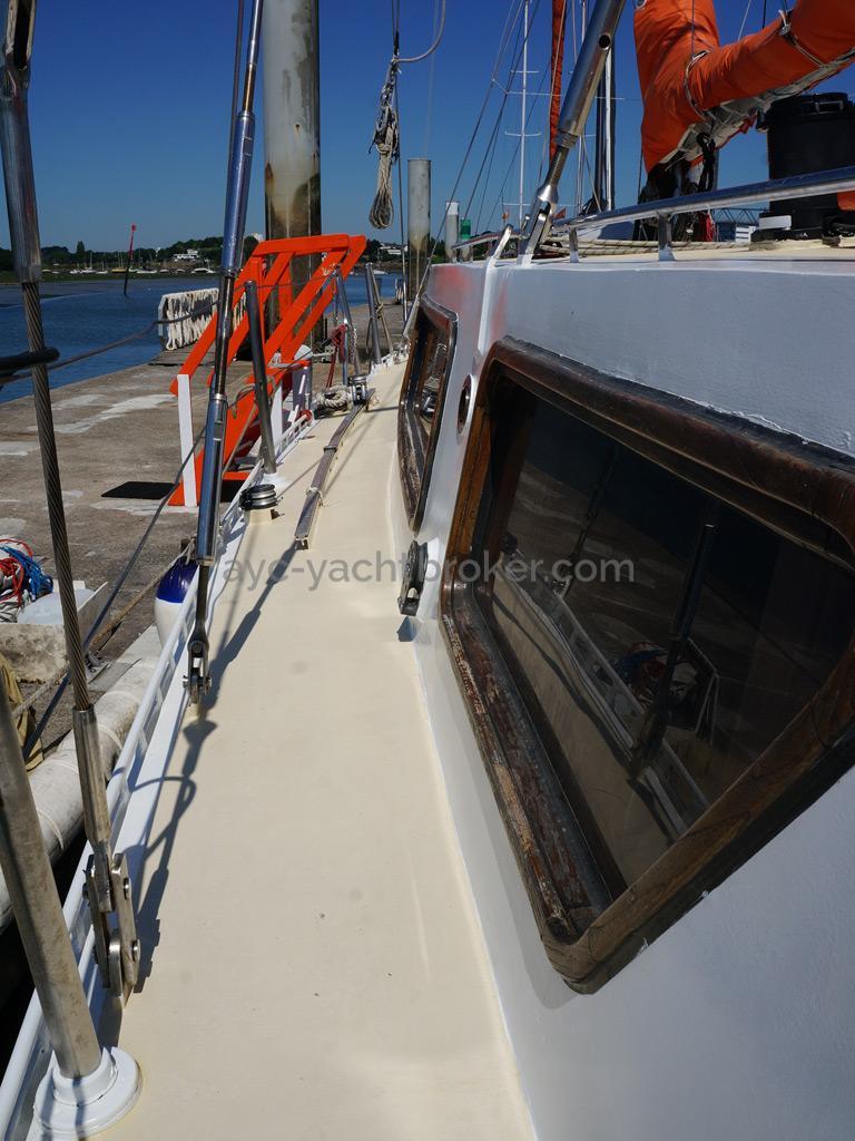 CCYD 75' - Passavant bâbord