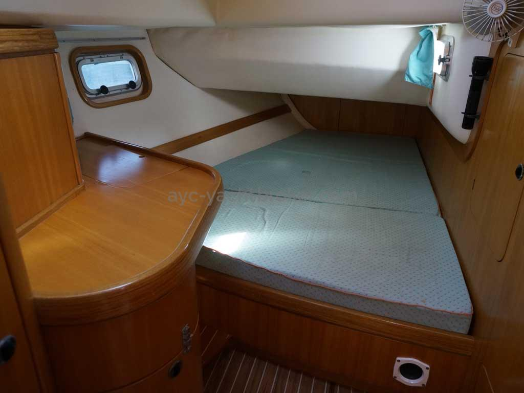 Feeling 546 Prestige - Cabine arrière tribord