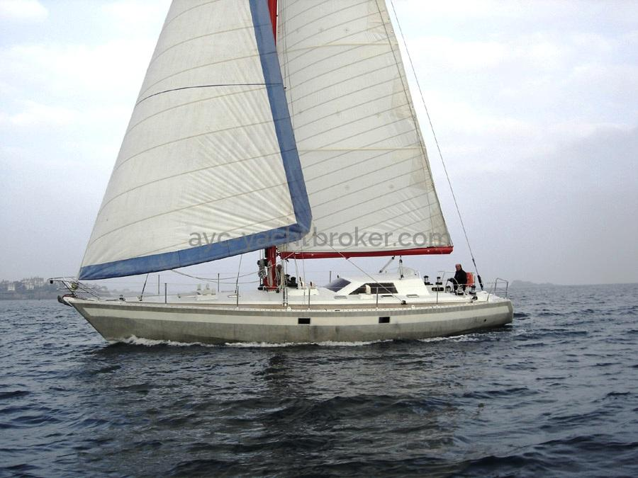 GARCIA 48 - En navigation