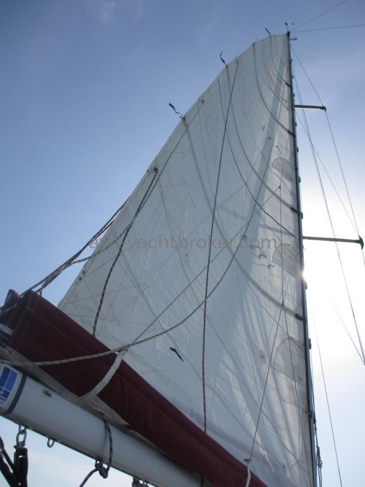 CHATAM 33 - Grand voile