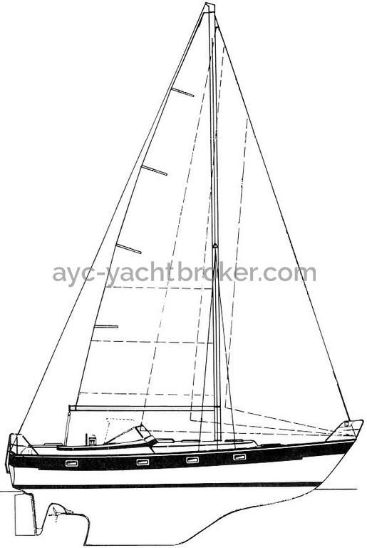 AYC - Hallberg Rassy 352