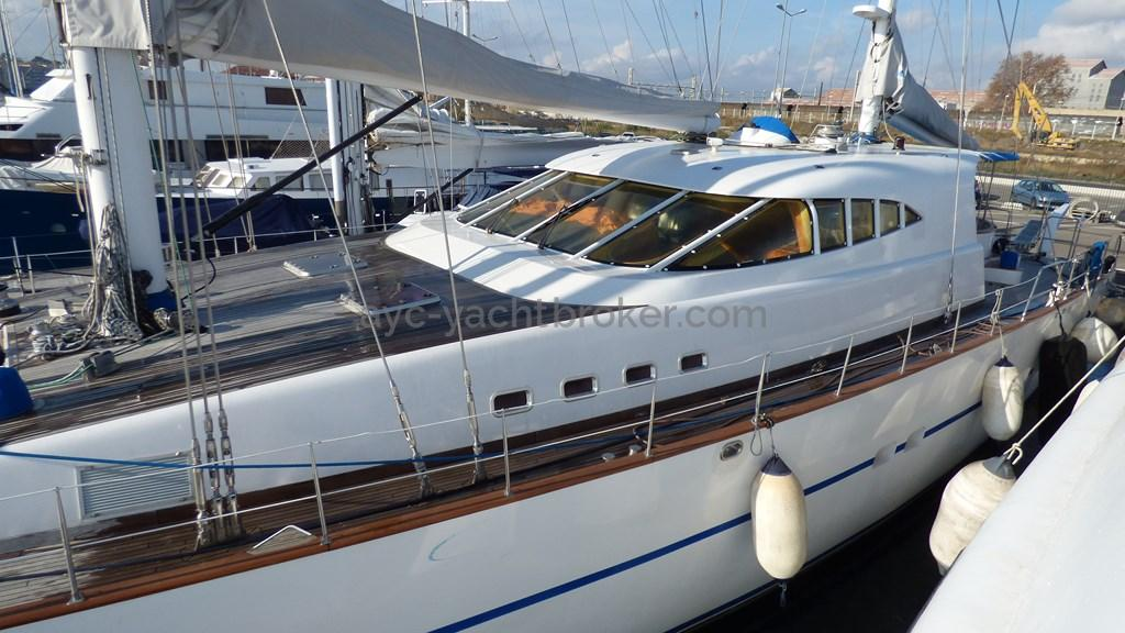 AYC - Liman Ketch - Pont