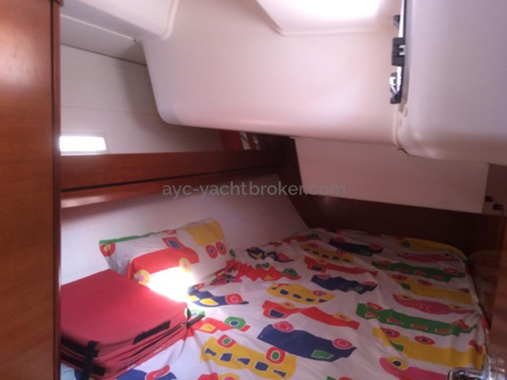 AYC Yachtbroker - Dufour 405 Grand Large - Cabine arrière tribord