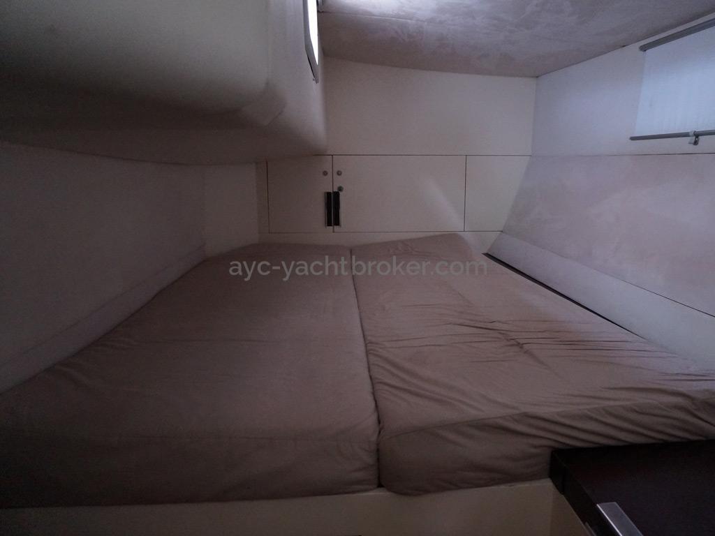 Sunreef 60S - Cabine arrière bâbord