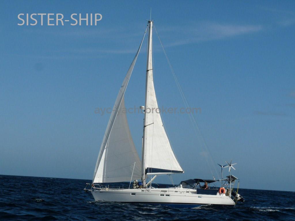OCEANIS 461 - Sister-ship