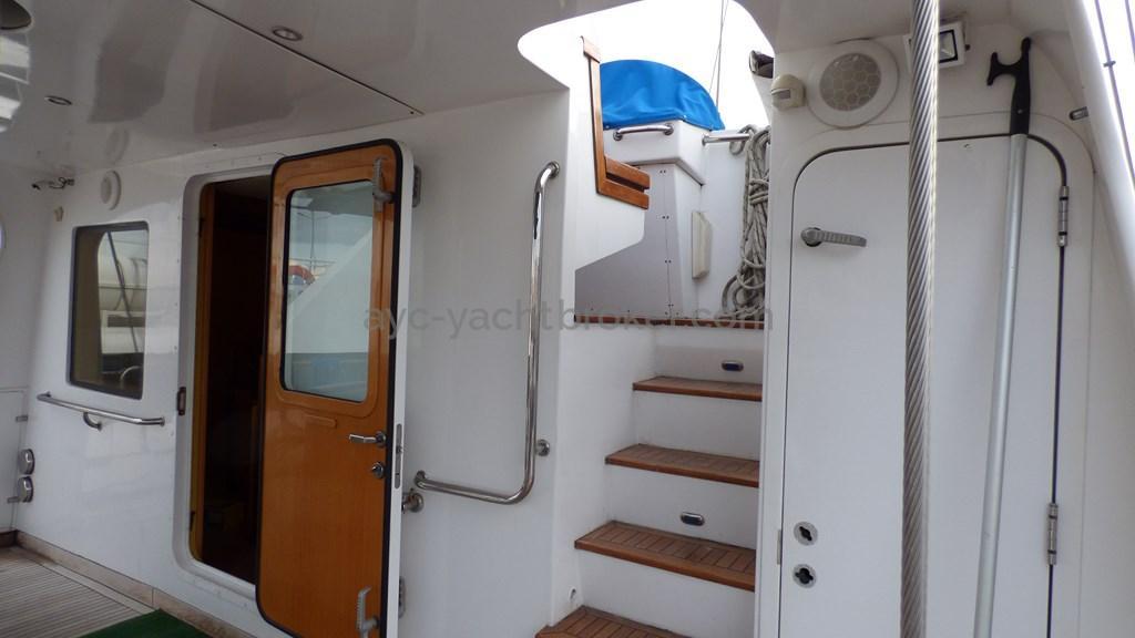 AYC - Liman Ketch - Extérieur