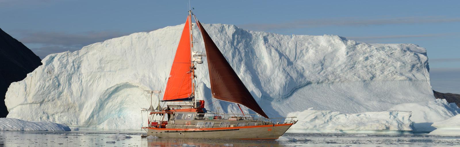 META 47 POLAR Motorsailer - Groenland