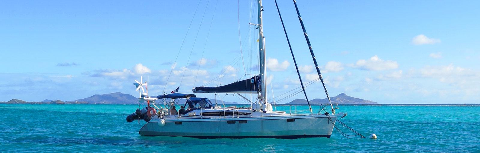 AYC Yachtbroker - OVNI 395