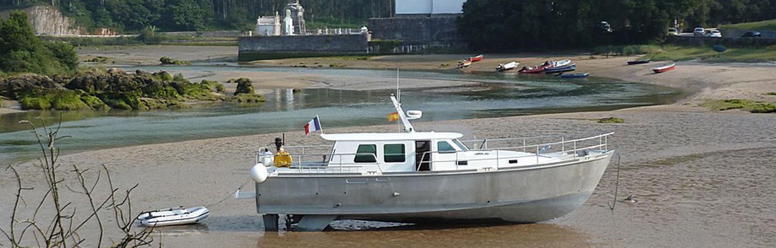 AYC Yachtbroker - Trawler Meta King Atlantique