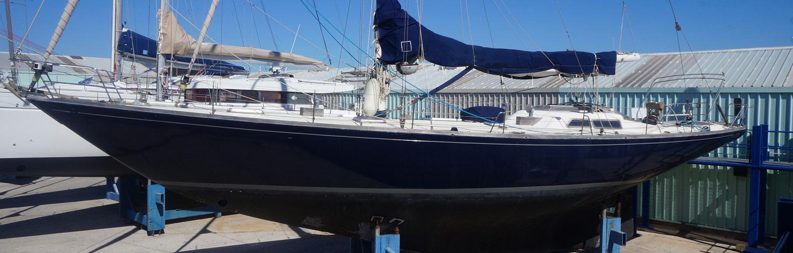 AYC Yachtbrokers - Islander 55