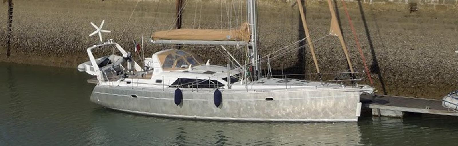 Alliage 45 - AYC Yachtbroker
