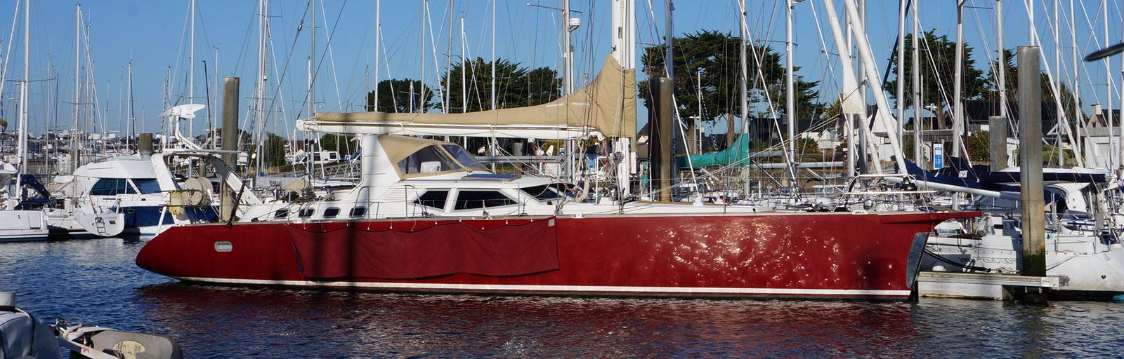 Garcia Salt 57 - AYC Yachtbrokers