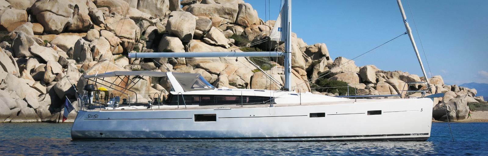 Sense 46 - AYC Yachtbroker