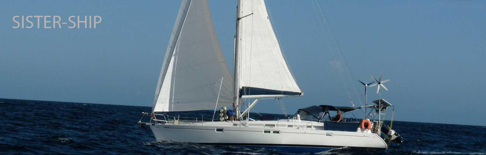 OCEANIS 461 sister-ship PANO