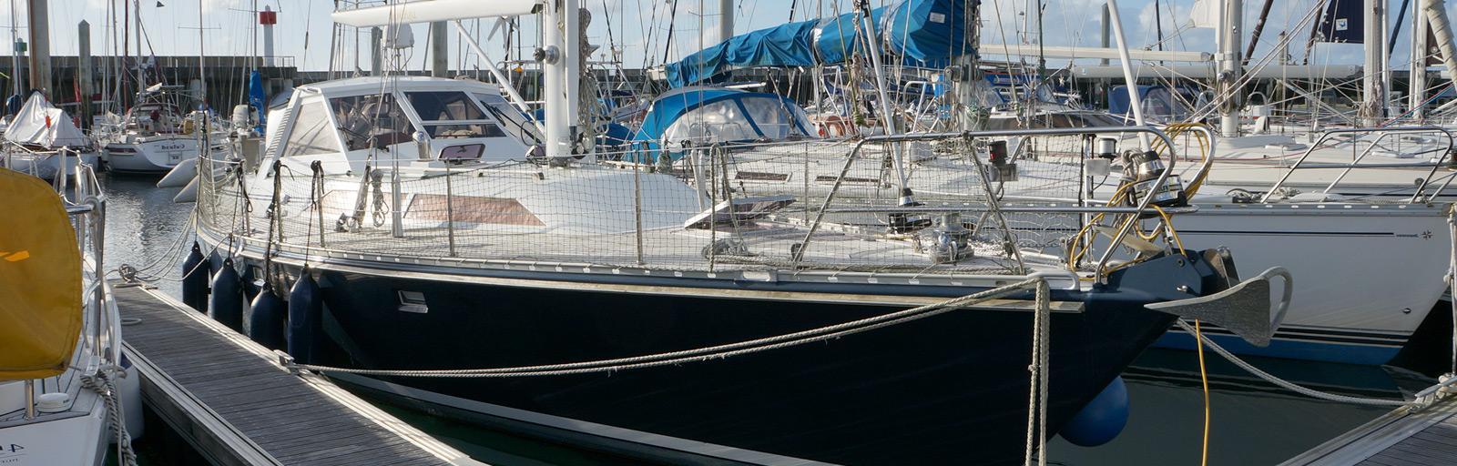 AYC Yachtbrokers - Trintella 44 Aluminium