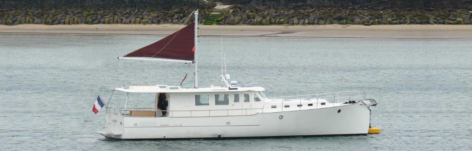 MY16 Trawler - AYC Yachtbrokers