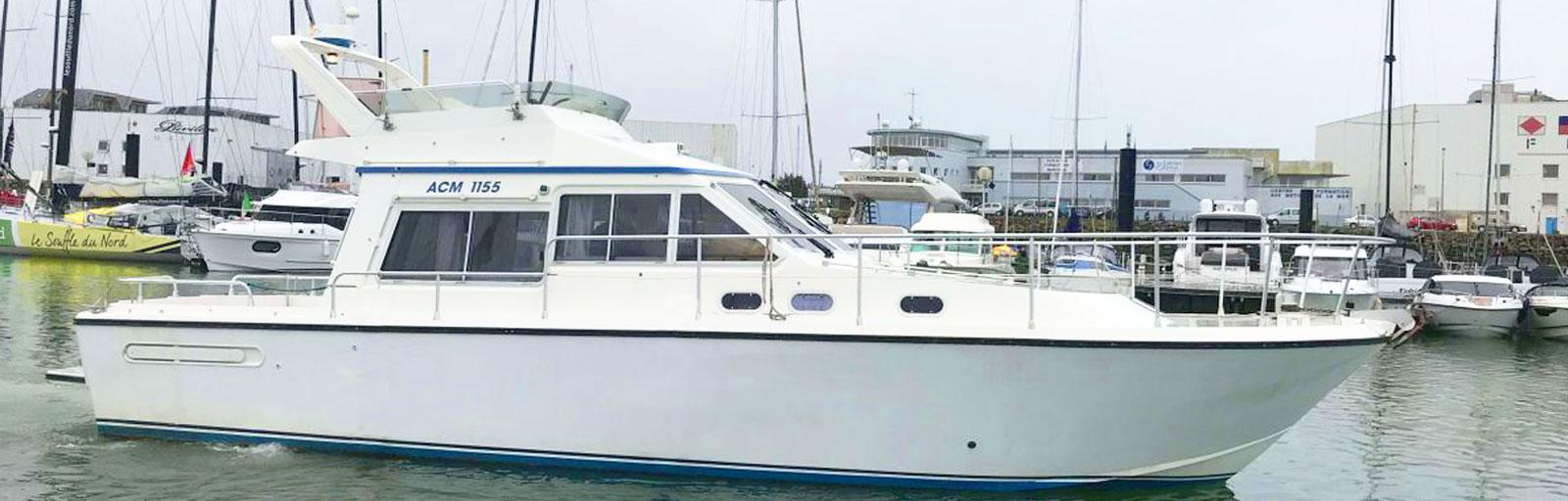 AYC Yachtbrokers - ACM 1155 Fly