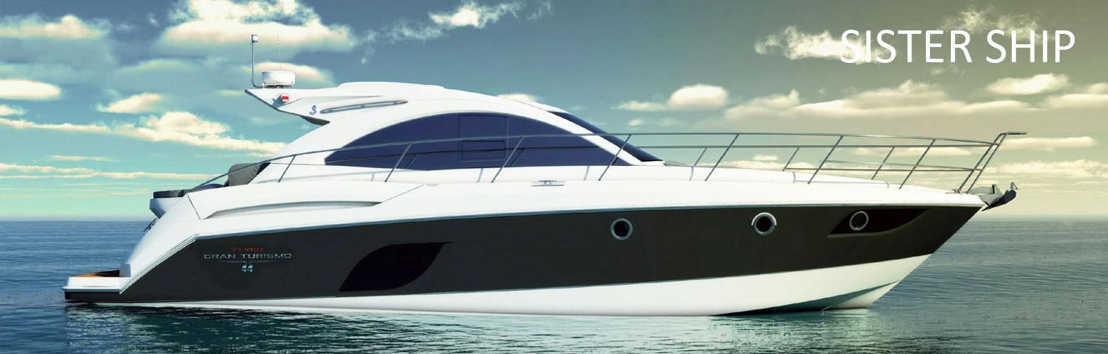 AYC Yachtbrokers - FLYER GT 44