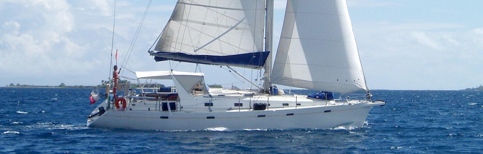 Universall Yachting 49.9 - AYC Yachtbroker