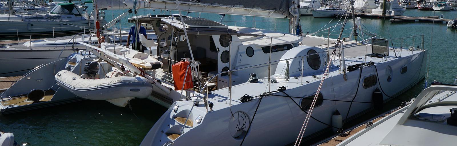 Catamaran 51'