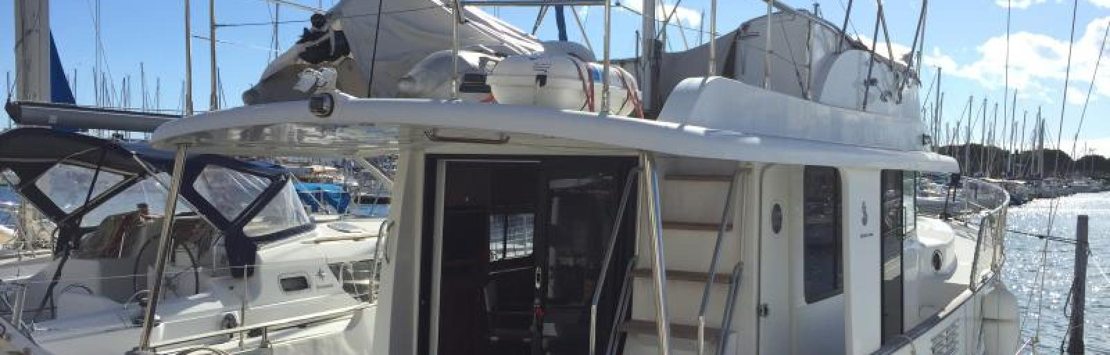 AYC - Beneteau Swift Trawler 44
