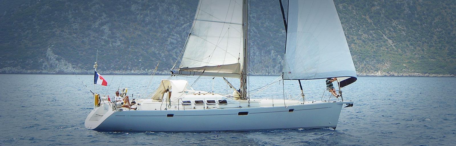 Universal Yachting 49.9