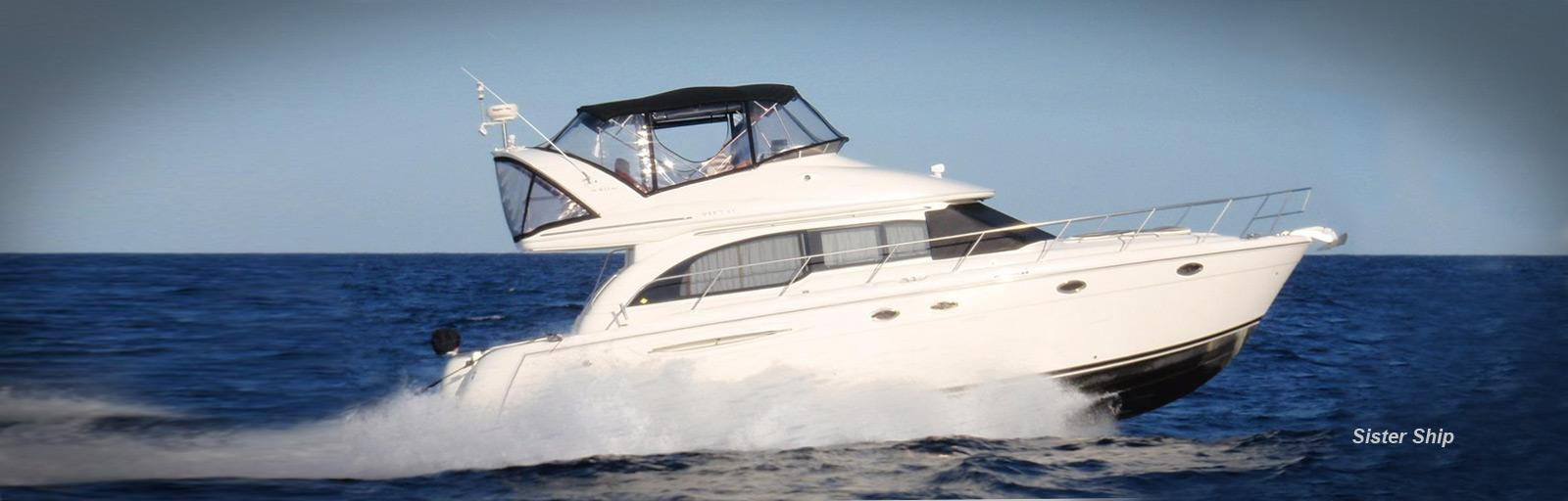 MERIDIAN 411 Sedan - AYC Yachtbroker