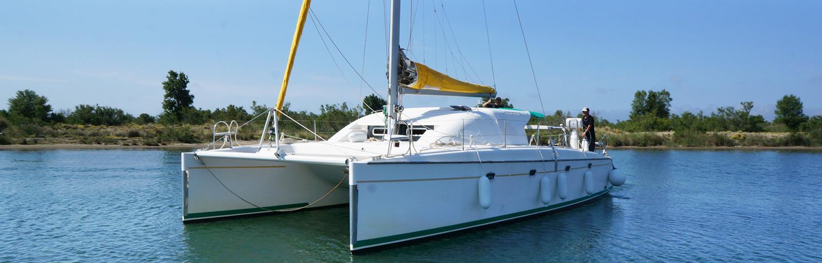 Nautitech 435 catamaran de croisière