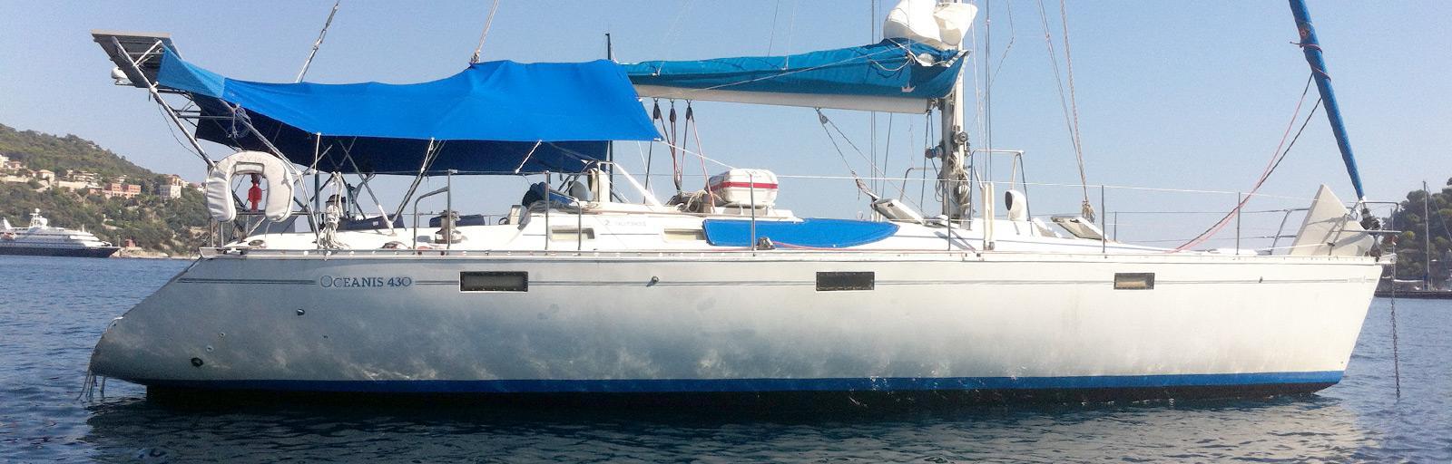 Oceanis 430 - AYC Yachtbroker