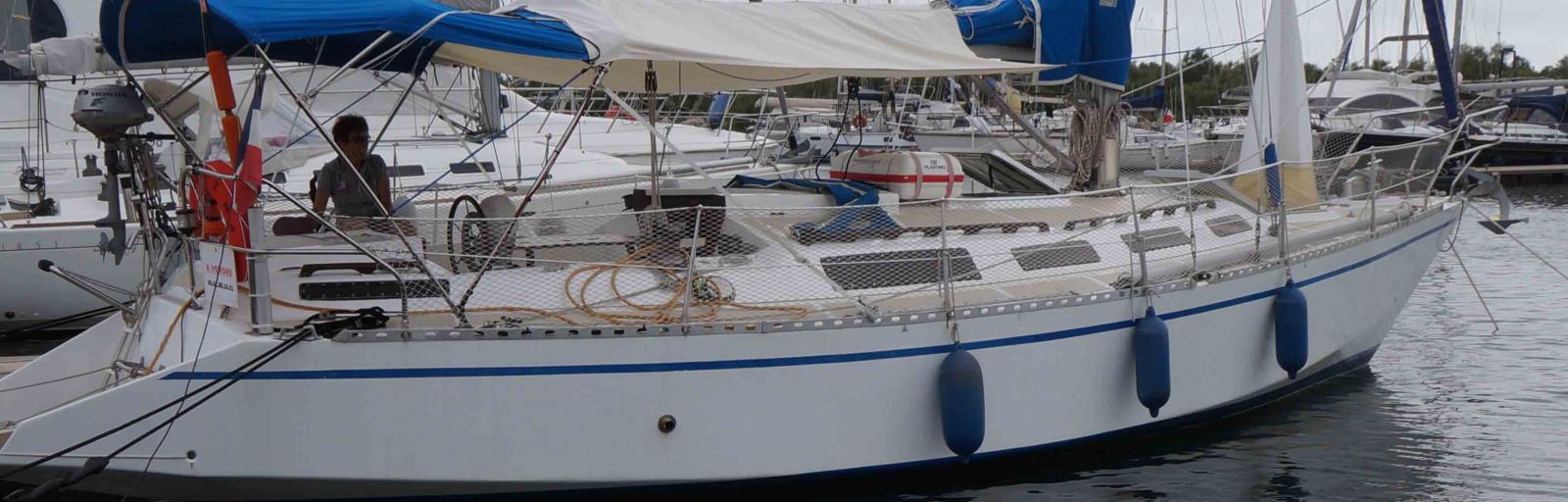 AYC YachtBroker - KM 1050