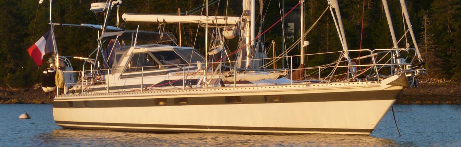 Trintella 44 Alu - AYC Yachtbroker