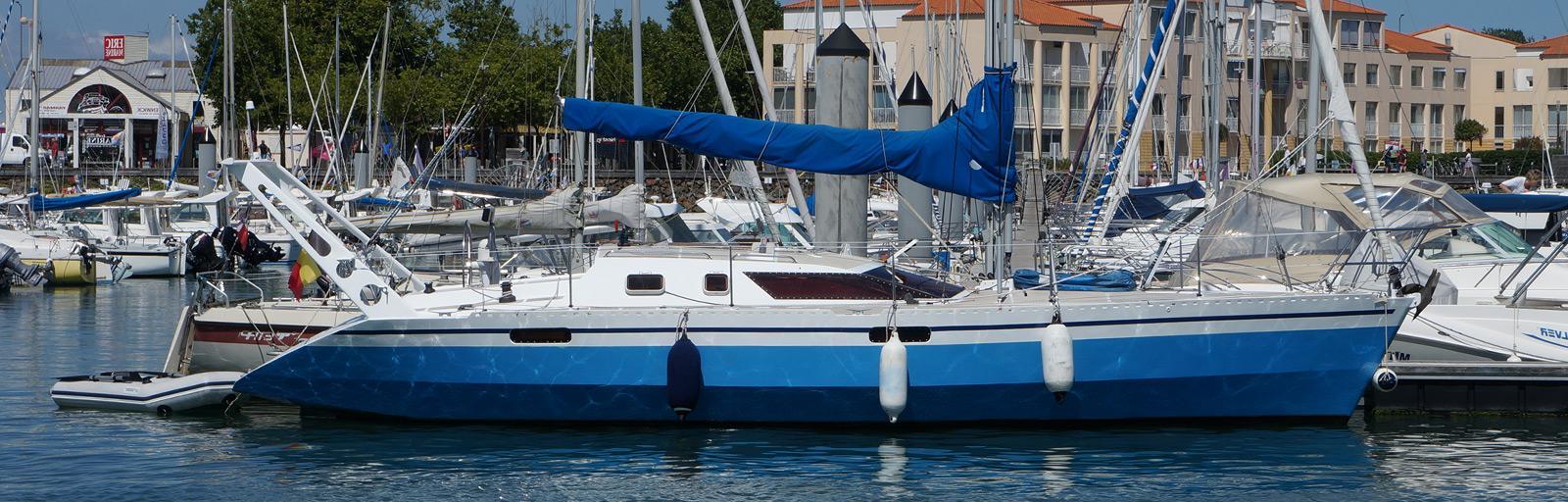 AYC Yachtbroker - OVNI 36