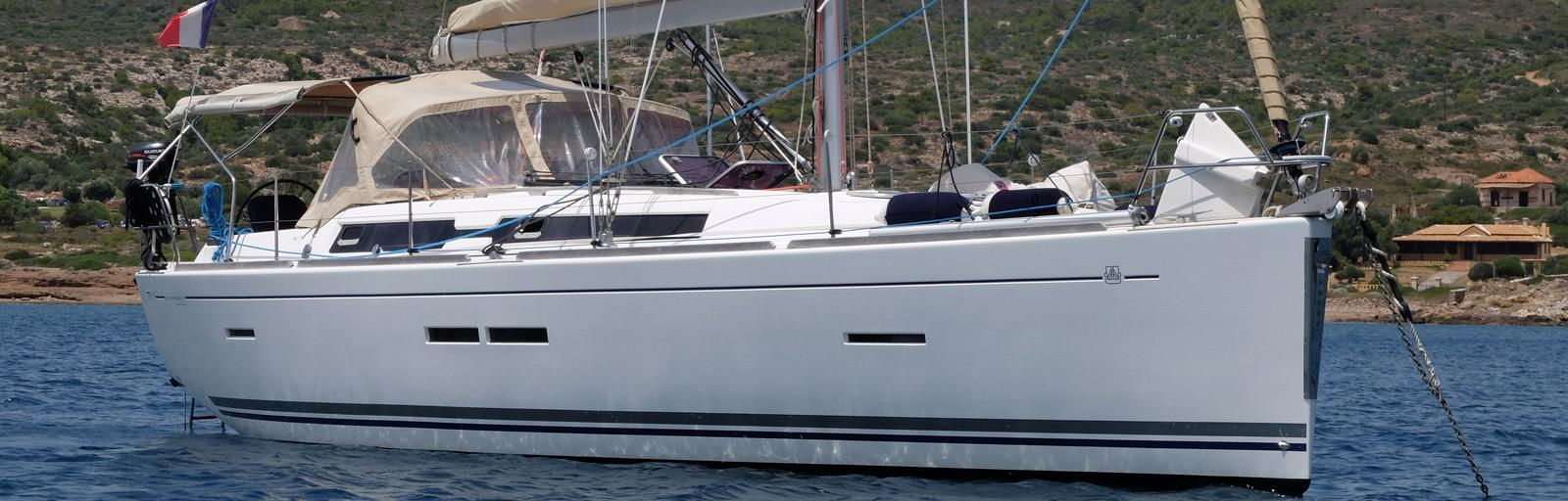 AYC Yachtbroker - Dufour 405 Grand Large