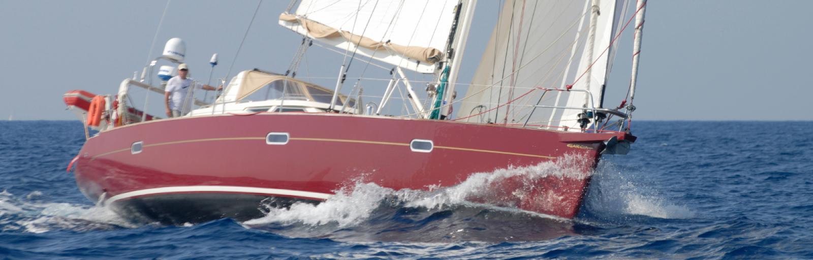 AYC Yachtbrokers - GARCIA SALT 57