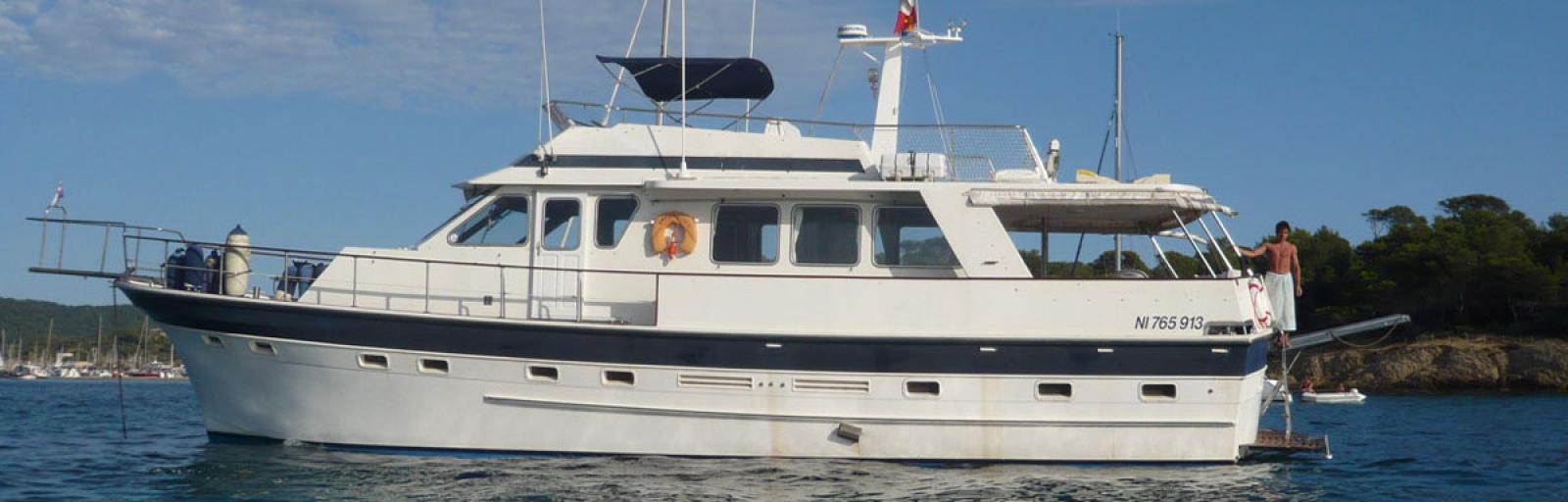 Trawler TAYANA 54