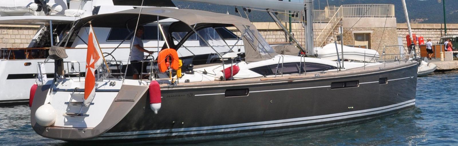 AYC Yachtbrokers - Jeanneau 57