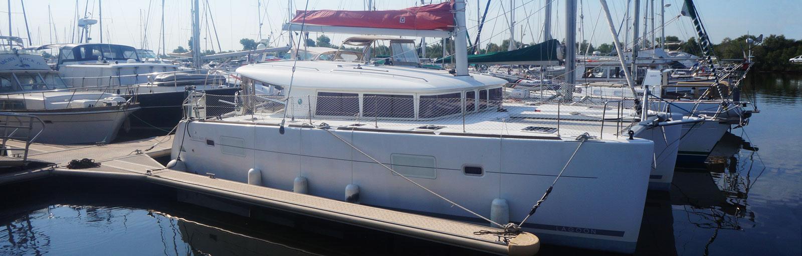 AYC Yachtbrokers - Lagoon 400