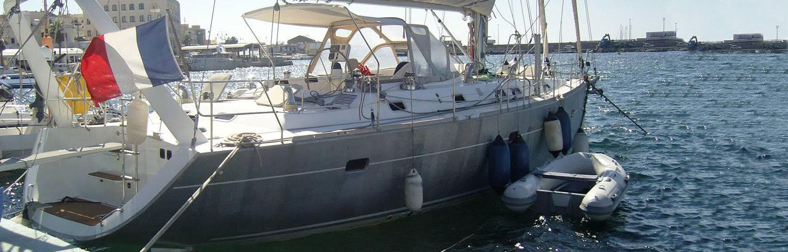 AYC Yachtbrokers - Alliage 48 CC