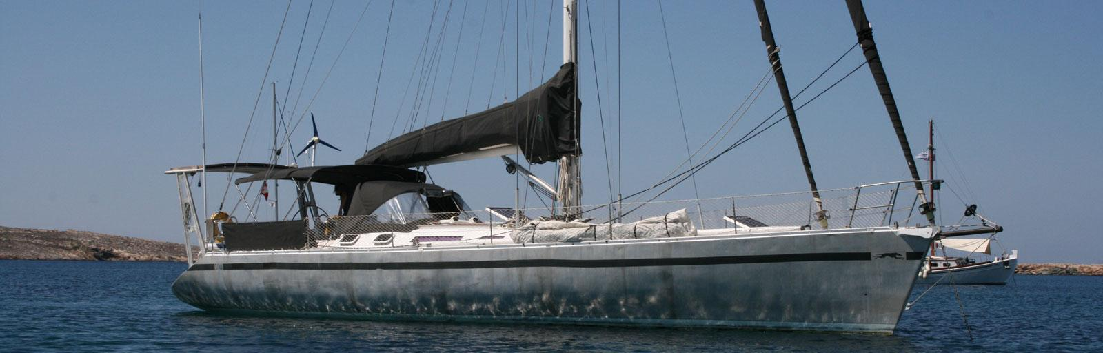 AYC Yachtbrokers - Lévrier des mers 16m